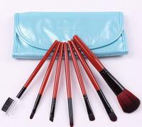 1404c 37807611337 7 fiber brush set makeup brush sets makeup beauty makeup tools tools
