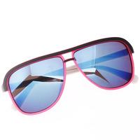 2014 men women fashion sunglasses color coating mirror polarized colorful aviator frame clubmaster sunglasses oculos de sol