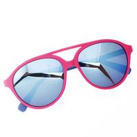 2014 fashion men women clubmaster sunglasses color coating mirror polarized 100% UV400 colorful frame sunglasses oculos de sol