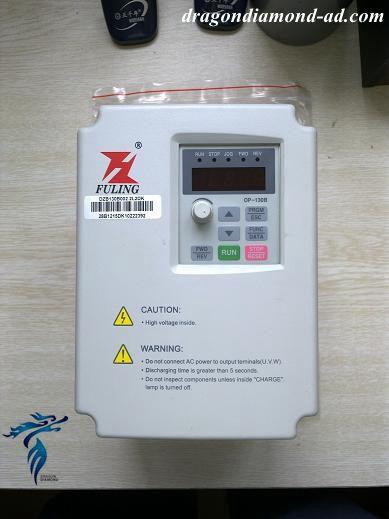 2.2kw AC220V FULING Inverter (model: DZB200B0022L2A)(China (Mainland))