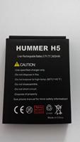 For Hummer H5 Smart Phone Battery 2400mah Original Battery H5 Free Shipping