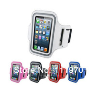 Gift!!Gym Armband Workout Accessory Outdoor Sport Jogging Running ArmBand Strap Holder Case Cover for iPhone4 4s free shipping!