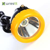 KL5M 30pcs (NEW 3W) LED Mining Light(FREE SHIPPING, WRESTT KL5LMC NEW, rechargeable battery)