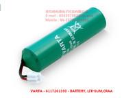 VARTA - 6117201390 - BATTERY, LITHIUM, CRAA WIRE + CON