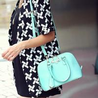 Free shipping Cat bag 2014 fashion candy shell small bag portable one shoulder cross-body bags female handbag
