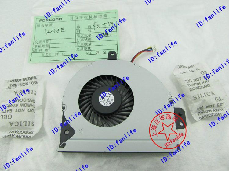 новый оригинальный для asus для вентилятора