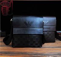 HOT&NEW Fashion Women/Men's Leather Shoulder Bag Famous Designs Messenger Bag Men's Bridfcase Laptop Bag Free Shipping
