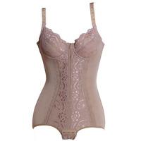 One piece shaper bra straps cup beauty care recoil underwear one piece trigonometric shaper bra straps body shaping underwear