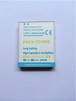 Large capacity Battery for S3 Thicker battery 3.7V 4500 mAh Good battery for i9300 Delivery dedicated phone shell free Post