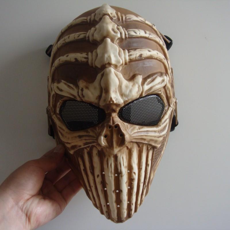 Demons Movie Mask Halloween Demon Masks Wigs