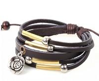 Rose Beaded Bracelet Fashion Personality Star Jewelry