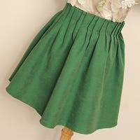 2014 New Spring Summer Fashion Women Mini Skirt High Waist Skirt Free Shipping