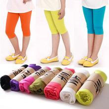 10 colors Fashion children pants children candy color leggings Modal Leggings