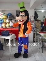Hot Sale Goofy Dog  Animal character mascot costume school mascot fancy dress costumes