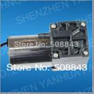 16L/M electric 12V dc brushless motor diaphragm vacuum air pump(China (Mainland))