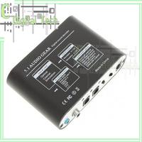 AC3 DTS  5.1 Audio Digital Sound Decoder Digital To Analog For DOLBY,XBOX