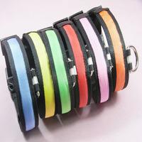 Luminous pet collar night luminous anti-lost dog collar led collar