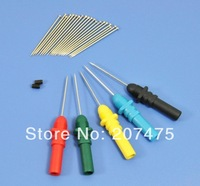 Hantek HT307 Back Pinning Probes Needle Piercing Probes Set 5 Assorted Colors FREE SHIPPING