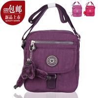 Women's handbag small messenger bag cloth vertical messenger bag casual bag nylon small bag