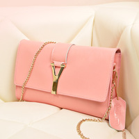 2014 women's spring handbag elegant fashion vintage bag leather bag one shoulder bag handbag messenger bag 0768