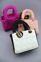 famous luxury Dor brand vintage classic mini faux leather designer women handbag iphone wallets kids coin purse children handbag