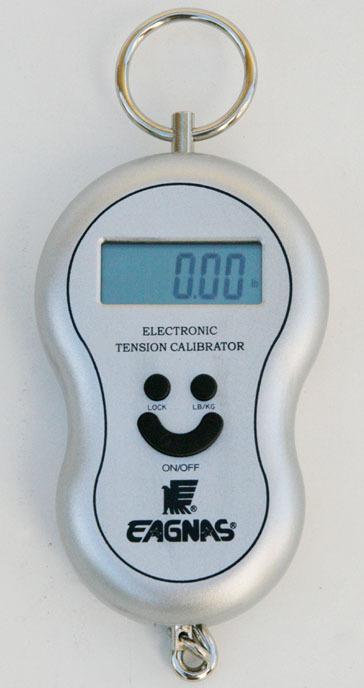 EAGNAS-Tennis badminton racket stringing tools electronic calibration calibrator -TCG-300 Electronic Tension Calibrator-(China (Mainland))