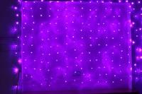 3*1.7m Wedding Holiday Christmas Lights Background Decoration Curtain Lamps 208 SMD 110V/220V EU/US/UK/AU