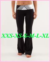 195 Styles Brand fashion lulu Women NWT lady sport legging harem Yoga capris sexy female Pants fitness gym casual trousers BB11