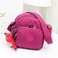 2014 Fashion Brand Women Nylon Canvas Bag One Shoulder messenger Bag Women casual bag Women sport bag