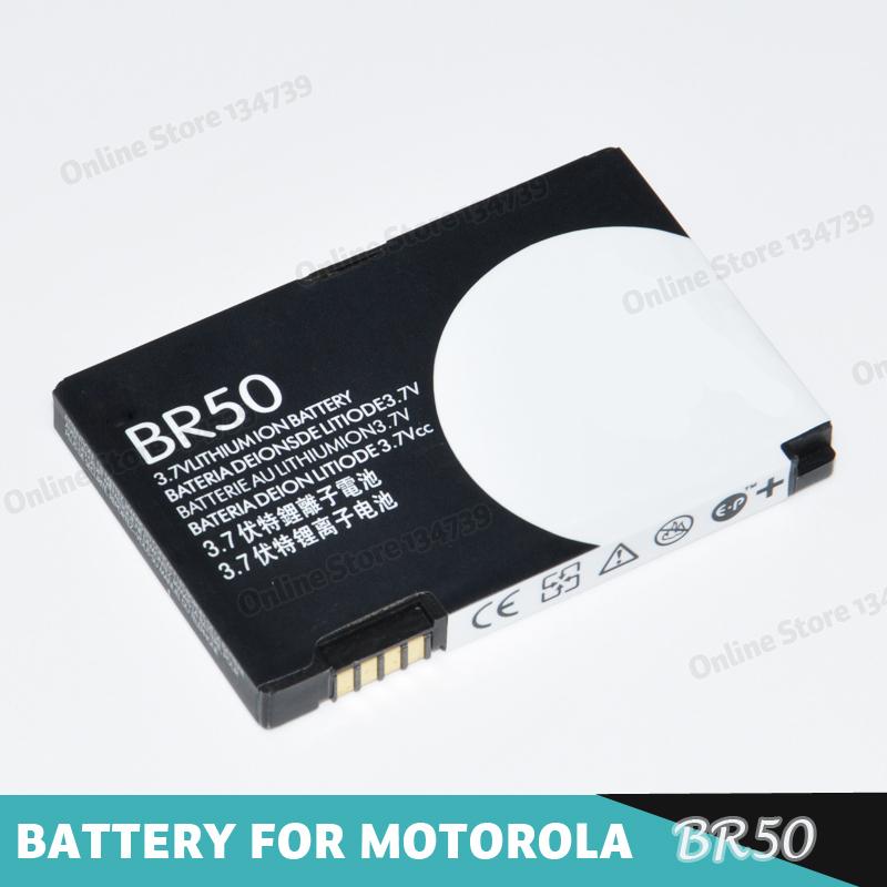 retail BR50 battery for Motorola Flip P, Lifestyle 285, PEBL U6, Prolife 300, Prolife 500, Razr V3, Razr V3xx,(China (Mainland))