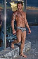 Sexy Briefs Addicted Men Briefs Mens Underwear Men's Shorts 6pcs/lot