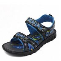 Children shoes 2014 children sandals male child Velcro non-slip soles sandals boys sandals size 30-34
