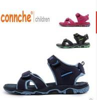 2014 Children's sandals child parent-child shoes slip-resistant boys shoes sandals size 26-36