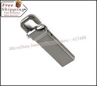 2014 New 64GB USB Flash Drive Pen Drive Metal Keychain Pendrive Memory Stick Drives 32GB 16GB 8GB 4GB MicroData