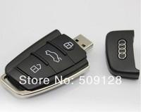 Free shipping!!! Hot Selling  Car Key 2GB-64GB USB Flash Drives  pen drives usb memory stick