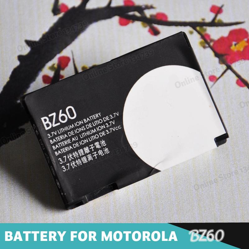 BZ60 Battery SNN5696B SNN5789 SNN5789A SNN5789B SNN5789C For Motorola Maxx V3 Maxx V6 RAZR V3xx Batterie Batterij Bateria AKKU(China (Mainland))