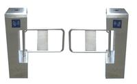 full automatic Optical Turnstiles pass gates full automatic swing barrier swing turnstile/automatic supermarket gate
