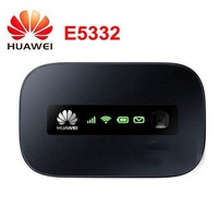 HUAWEI E5332 3G 21Mpbs Mobile WiFi Router 3g Wireless Router Unlocked Free Shipping