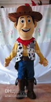 Hot sale 2014 fast shipping Frozen costume Frozen Dress woody Mascot Costume for Adult Free Shipping