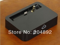 Data Sync Audio Dock Station for iPhone 5 5s Audio Output