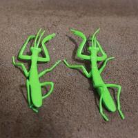 Safari model toys decoration variegating white mold twinset