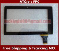 10pcs/lot Cheapest Original 7 inch Prestigio Touch Digitizert ATC7015 FPC Touch Screen Digitizer Replacement Touch Screen Panel