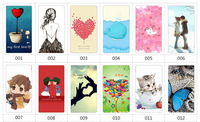 Brand New Hard Back Print Shell Cartoon Cover Cases For HTC Desire 816 Cases Accesoriess