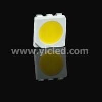 5050-WW 0.2W Warmwhite/White/Red/Blue Light SMD 5050 LED - (2.0~2.2V / 100 PCS)