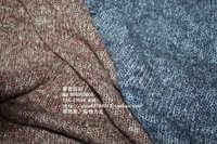 Autumn and winter yarn sweater shirt sweater fabric 80307