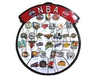 Free Shipping 2014 new season all-star basketball team logo