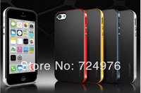 SPIGN case for iphone 5 5g.Bumblebee SGP silicon+pc NEO HYBRID case for iphone 5 5g 100pcs Free DHL shipping