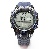 Sports Watch For Men fashion Multifunction Watch Digital Climbing Dive Watch Shockproof Wristwatch 30M Waterproof Military Watch
