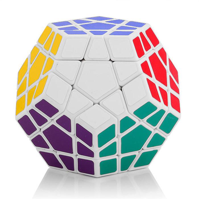 Shengshou СС Megaminx Magic Cube Скорость Головоломки Кубики Развивающие Игрушки Специальные Игрушки shengshou 10x10x10 magic cube puzzle black and white and primary learning