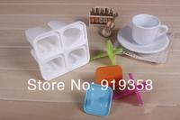 Hot  4pcs/set Long Letters shape Popsicle box DIY Ice Cream Tool Ice Cube Tray Mold Ice Cream Maker  Ice Cream Tubs(ICM-036)